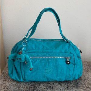 Kipling Turquoise Bag